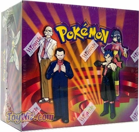 Pokemon Card Game Gym Challenge Booster Box [36 Packs]