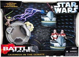 Star Wars Saga '06 Action Figure Battle Pack Skirmish in the Senate