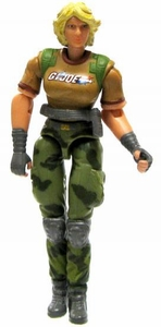 GI Joe 3 3/4 Inch LOOSE Action Figure Bombstrike [Version 1]