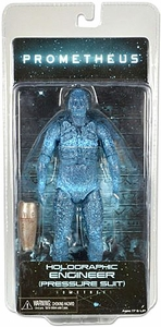 NECA Prometheus Series 2 Action Figure Pressure Suit Engineer [Holographic Form]