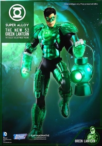 DC Play Imaginative Super Alloy 1/6 Scale Collectible Figure Green Lantern [New 52 Ver.] Pre-Order ships March