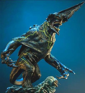 Pacific Rim Sideshow Collectibles Polystone Statue Knifehead Pre-Order ships April