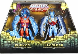 He-Man Masters of the Universe Classics 2013 SDCC San Diego Comic-Con Exclusive Action Figure 2-Pack Rokkon & Stonedar