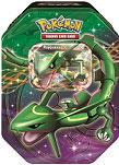Pokemon Best of Black & White Reissue Legendary EX Tin Rayquaza