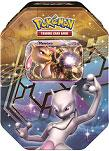 Pokemon Best of Black & White Reissue Legendary EX Tin Mewtwo