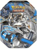 Pokemon Best of Black & White Reissue Legendary EX Tin Black Kyurem