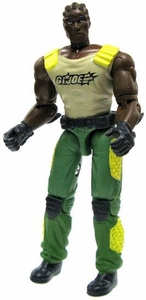 GI Joe 3 3/4 Inch LOOSE Action Figure Dr. Link Talbot [Version 2]