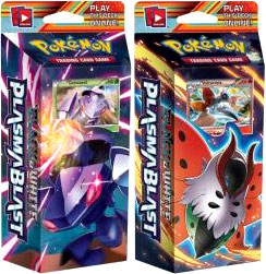 Pokemon Plasma Blast (BW10) Set of Both Decks [Genesect & Volcarona]