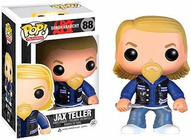 Funko POP! Sons of Anarchy Vinyl Figure Jax Teller