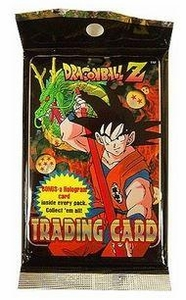 Dragonball Z Artbox Trading Card Pack [10 Cards]
