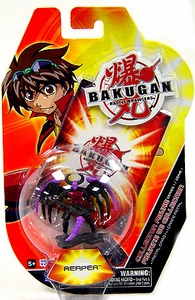 Bakugan Battle Brawlers Collector Mini PVC Figure Reaper [Random Colors]