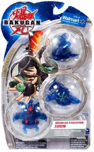 Bakugan Battle Brawlers B2 New Vestroia Limited Edition Starter Pack Brawler Evolution Shun