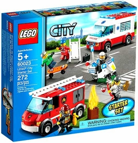 LEGO City Set #60023 City Starter Set