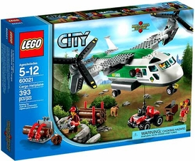 LEGO City Set #60021 Cargo Heliplane