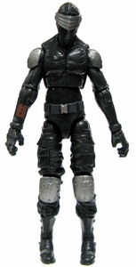 GI Joe 3 3/4 Inch LOOSE Action Figure Snake Eyes [Version 62]
