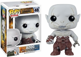 Funko POP! Hobbit: Desolation of Smaug Vinyl Figure Azog New!