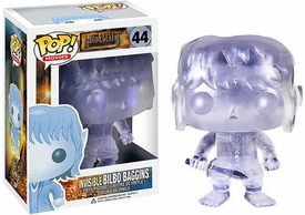 Funko POP! Hobbit: Desolation of Smaug Vinyl Figure Invisible Bilbo New!