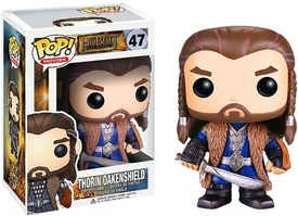 Funko POP! Hobbit: Desolation of Smaug Vinyl Figure Thorin New!