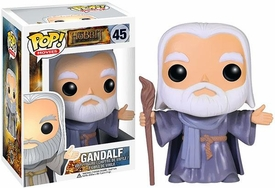 Funko POP! Hobbit: Desolation of Smaug Vinyl Figure Gandalf [No Hat]