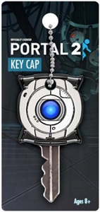 Portal 2 Rubber Key Cap Wheatley