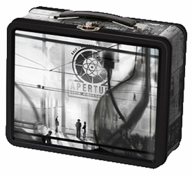 Portal 2 Lunchbox 40's Aperture Laboratories