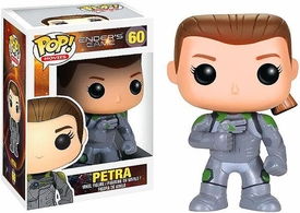 Funko POP! Ender's Game Vinyl Figure Petra