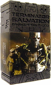 Hot Toys Terminator Salvation 1/6 Scale Figure T-600 Endoskeleton