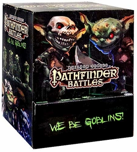 Pathfinder Battles Builder Series We Be Goblins Box [24 Packs]