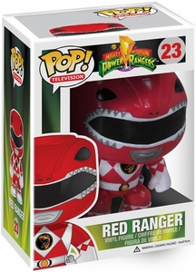 Funko POP! Mighty Morphin Power Rangers Vinyl Figure Red Ranger
