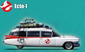 Movie Masters Epic Creations Ghostbusters Ecto-1
