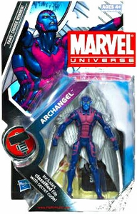 Marvel Universe 3 3/4 Inch Series 8 Action Figure #15 Archangel [Blue Face]