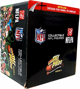 McFarlane Toys NFL Small Pros Series 2 Mini Figure Mystery Box [27 Packs]