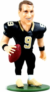 McFarlane Toys NFL Small Pros Series 2 LOOSE Mini Figure Drew Brees [New Orleans Saints]