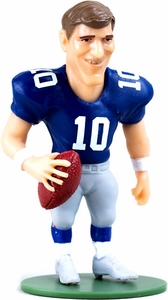 McFarlane Toys NFL Small Pros Series 2 LOOSE Mini Figure Eli Manning [New York Giants]
