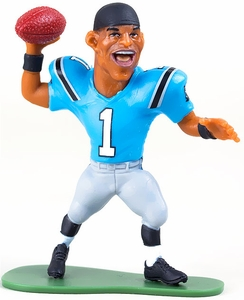 McFarlane Toys NFL Small Pros Series 2 LOOSE Mini Figure Cam Newton [Carolina Panthers]