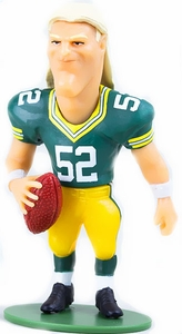 McFarlane Toys NFL Small Pros Series 2 LOOSE Mini Figure Clay Matthews [Green Bay Packers]