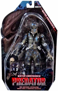 NECA Predator Movie Series 9 Action Figure Water Emergence Predator