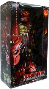 NECA Predator Quarter Scale Action Figure Big Red Predator