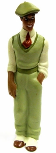 Disney The Princess and the Frog Exclusive 2.5 Inch PVC Mini Figurine Naveen in Green Outfit