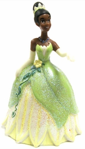 Disney The Princess and the Frog Exclusive 2.5 Inch PVC Mini Figurine Princess Tiana in Wedding Dress