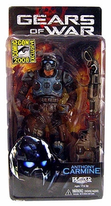 NECA Gears of War 2008 SDCC San Diego Comic-Con Exclusive Action Figure Anthony Carmine