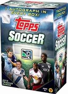 Topps MLS Soccer 2013 Blaster Box [8 Packs of 6 Cards]