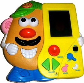 Handheld Electronic Game Mr. Potato Head