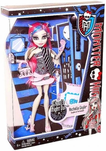 Monster High Ghoul's Night Out Deluxe Doll Rochelle Goyle