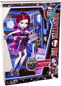 Monster High Ghoul's Night Out Deluxe Doll Spectra Vondergeist