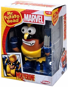 Marvel Mr. Potato Head X-Men Figure Wolverine