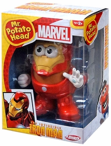 Marvel Mr. Potato Head Figure Invincible Iron Man