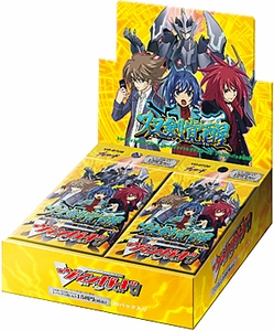 Cardfight Vanguard ENGLISH VGE-BT05 Awakening of Twin Blades Booster BOX [30 Packs] Free Playmat with Every 4-Box Purchase!