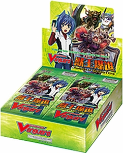 Cardfight Vanguard ENGLISH VGE-BT07 Rampage of the Beast King Booster BOX [30 Packs] Free Promo Card with Every Box Purchase!