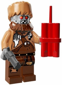 LEGO Minifigure Collection LEGO Movie Series LOOSE Wiley Fusebot